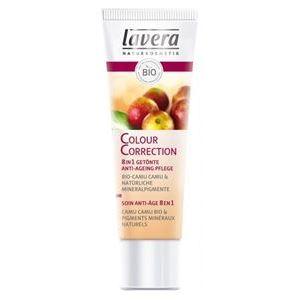 Корректор Lavera Camu Camu. Color Correction Anti-Age 8 in 1 30 мл крем lavera anti age hand cream 75 мл