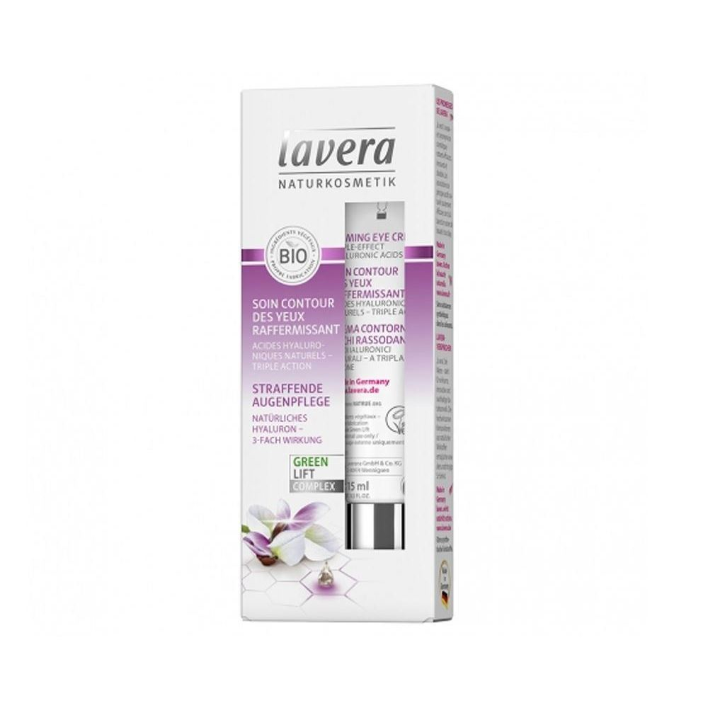 Lavera Firming Eye Cream