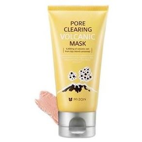 Маска Mizon Pore Clearing Volcanic Mask  маска mizon enjoy vital up time mask whitening mask
