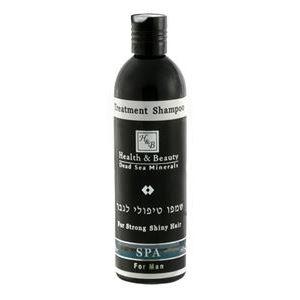Шампунь Health & Beauty Treatment Shampoo 400 мл шампунь health and beauty 780 мл