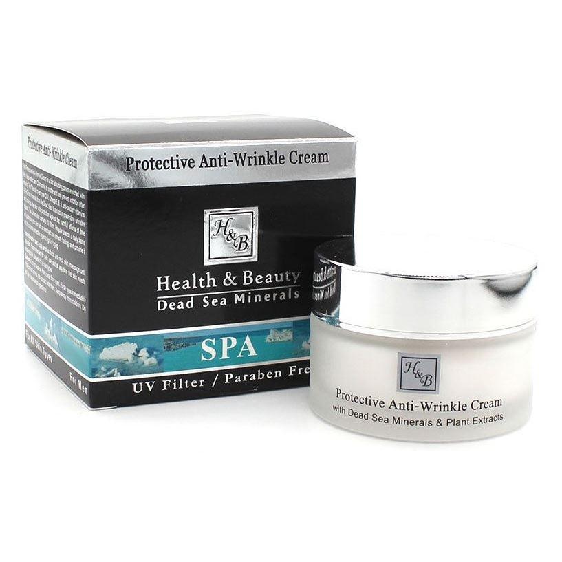 Крем Health & Beauty Protective Anti-Wrinkle Cream SPF15  50 мл недорго, оригинальная цена