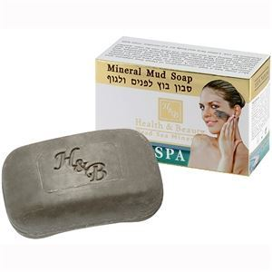 Мыло Health & Beauty Soap Mineral Mud (125 г)