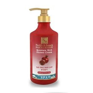 Health & Beauty Shower Cream Moisture Rich Pomegranate Oil крем для тела health