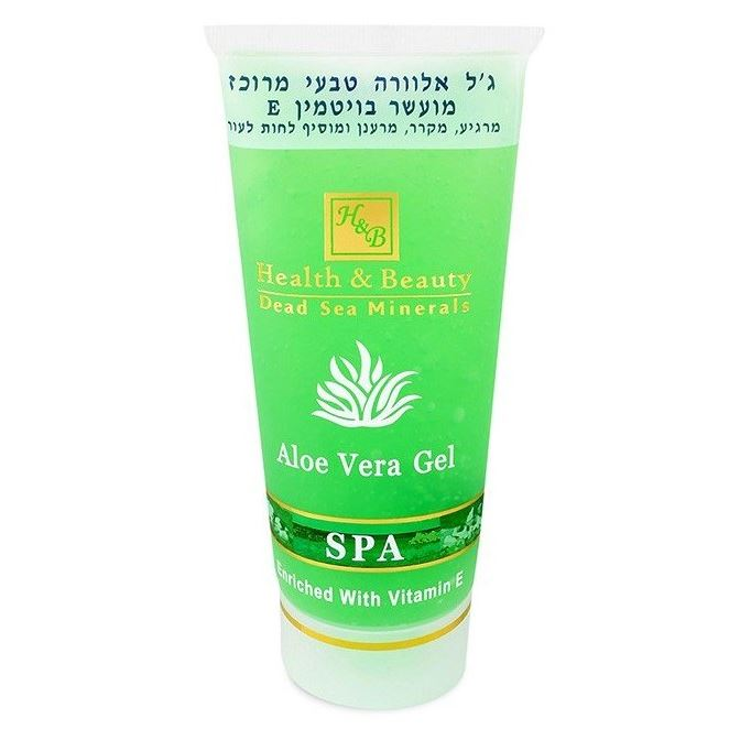 Гель Health & Beauty Gel Aloe Vera Enriched With Vitamin E 250 мл plitex aloe vera life
