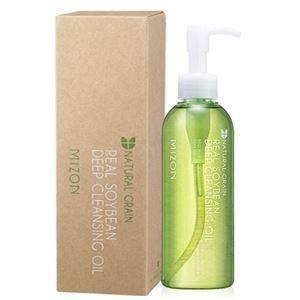 Масло Mizon Natural Grain Soybean Cleansing Oil 200 мл pupa натуральное питательное масло natural nourishing oil 8 мл