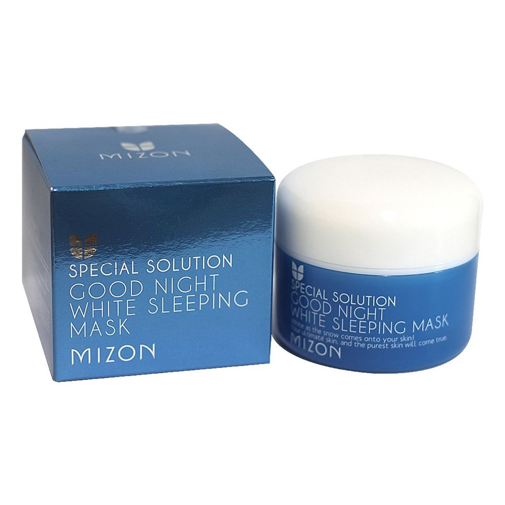 Маска Mizon Good Night White Sleeping Mask  маска mizon enjoy vital up time mask whitening mask