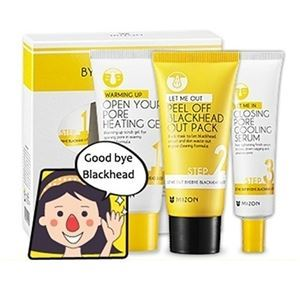 Набор Mizon Let Me Out ByeBye Blackhead 3-Step Kit (Набор) let me out book with audio cd