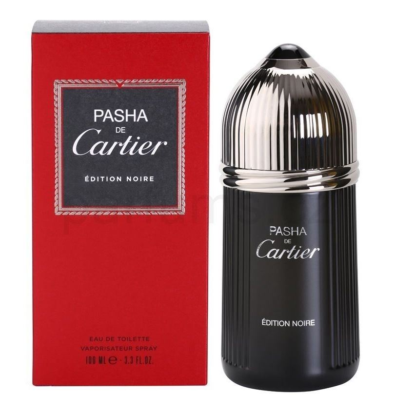 Туалетная вода Cartier Pasha de Cartier Edition Noire cartier часы cartier wm50460m