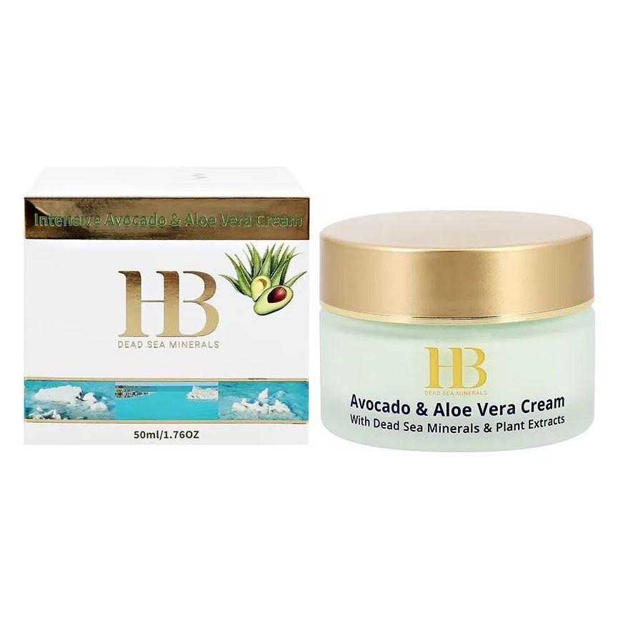 Крем Health & Beauty Cream Intensive Avacado & Aloe Vera обувь для легкой атлетики health 160