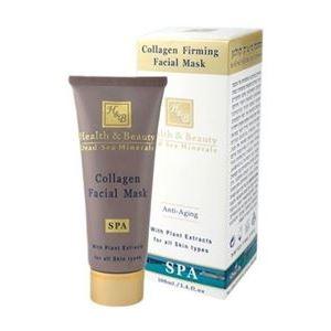 Маска Health & Beauty Mask Facial Collagen Firming  100 мл косметические маски vescillonia маска для лица с экстрактом миндаля vescillonia enrich facial mask 5 шт
