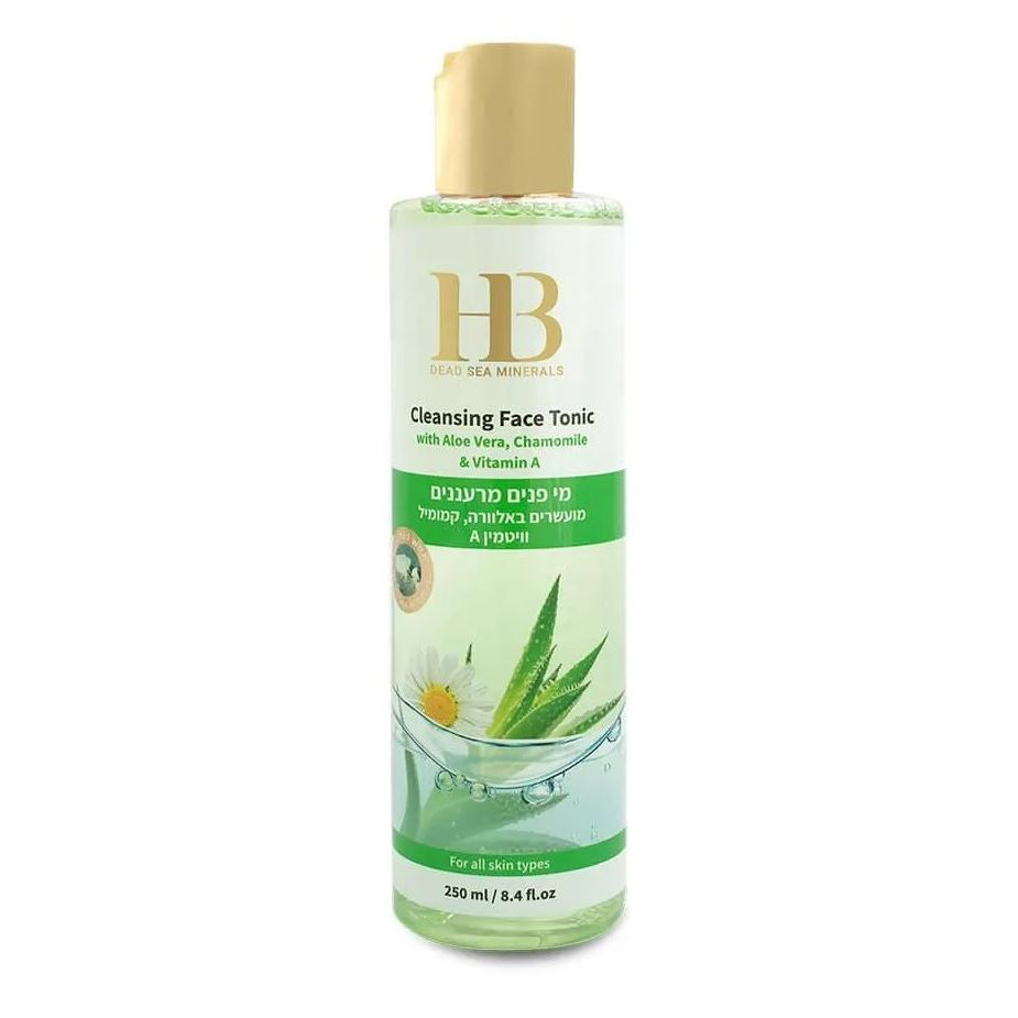 Тоник Health & Beauty Face Tonic Cleansing Aloe Vera 250 мл