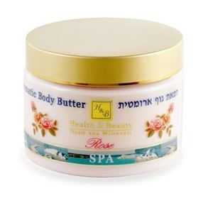 Масло Health & Beauty Aromatic Body Butter Rose 350 мл