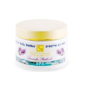 Масло Health & Beauty Aromatic Body Butter Lavender Patchouli