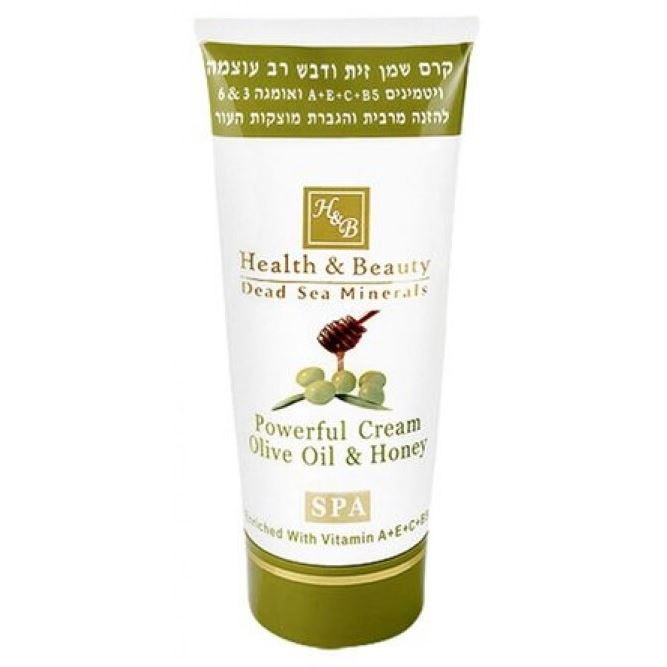 Health & Beauty Cream Powerful Olive Oil & Honey крем для тела health