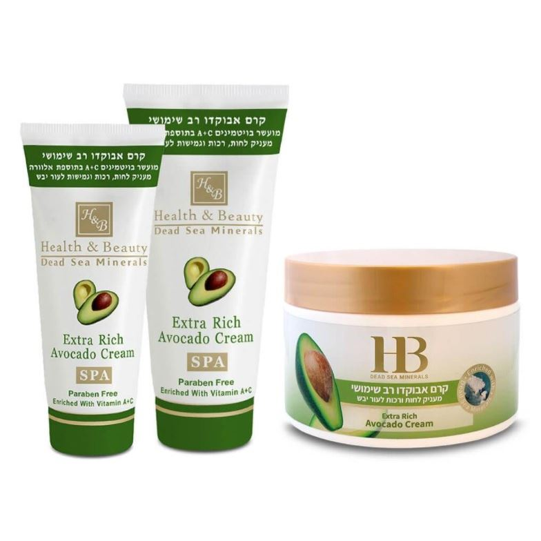Health & Beauty Cream Avacado Extra Rich крем для тела health