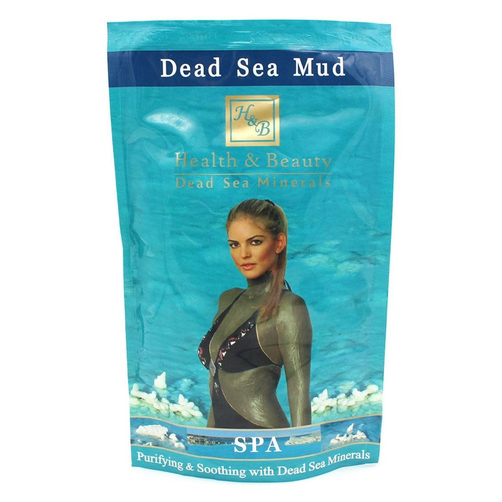 Грязь Health & Beauty Mud Sea Dead 600 мл