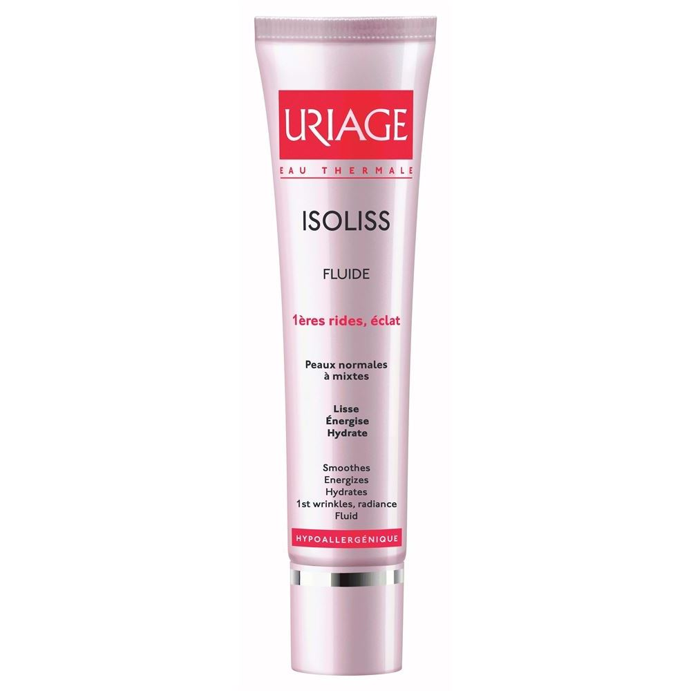 Крем Uriage Isoliss Fluide 40 мл крем uriage isoliss cream