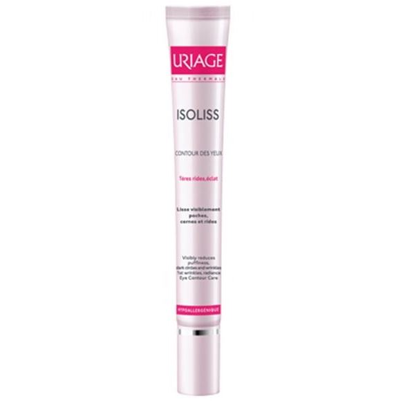 Крем Uriage Isoliss Eye Contour Care 15 мл крем uriage isoliss cream