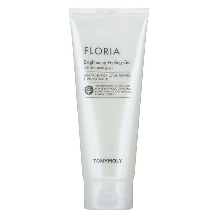 Гель Tony Moly Floria Brightening Peeling Gel 150 мл the yeon lotus roots 365 silky skin bubble peeling gel пилинг гель с экстрактом лотоса 100 мл