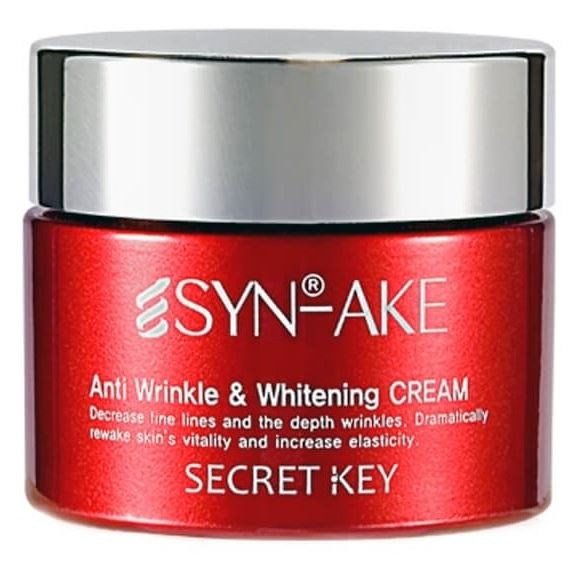 Крем Secret Key SYN-AKE Anti Wrinkle & Whitening Cream недорого
