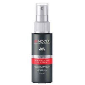 Спрей Indola Professional Kera Restore Spray Serum 50 мл масла ahava deadsea plants сухое масло для тела опунция и моринга 100 мл