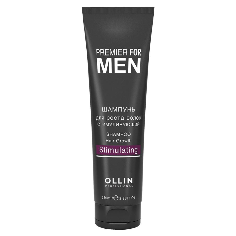 Шампунь Ollin Professional Shampoo Hair Growth Stimulating 250 мл ollin professional shampoo hair