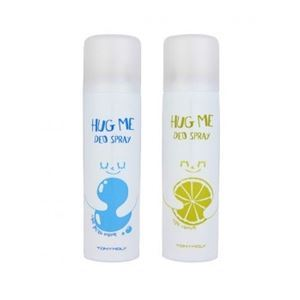 Дезодорант Tony Moly Hug Me Deo Spray 100 мл спонж tony moly water latex free sponge 1 шт