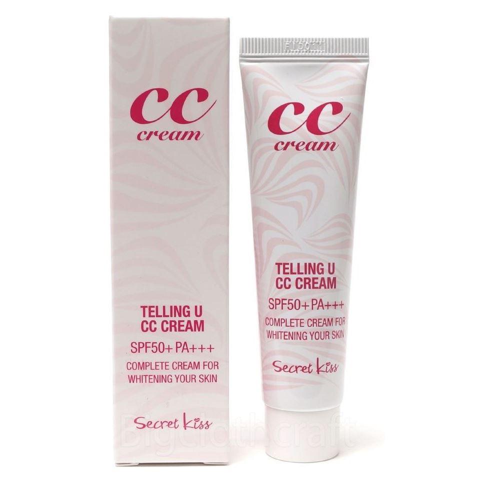 Крем Secret Key Telling U CC Cream chanel 5ml cc cc cream