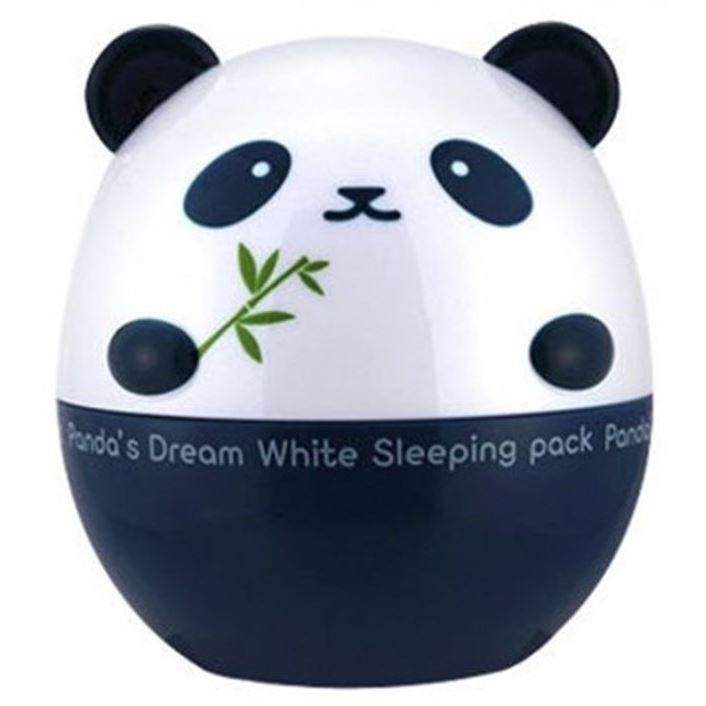 Маска Tony Moly Panda's Dream White Sleeping Pack 50 мл маска tony moly make hd argan rose treatment hair steam pack 1 шт
