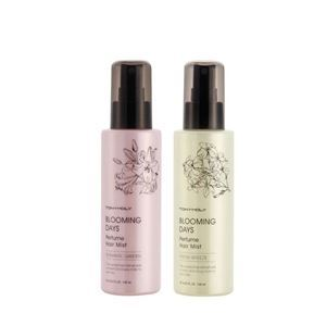 Спрей Tony Moly Perfume Hair Mist 120 мл спрей tony moly pure eco bamboo fresh water soothing mist объем 80 мл