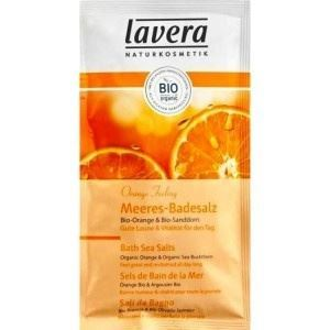 Соль для ванн Lavera Orange Sea Salts (80 г) дезодорант lavera organic orange