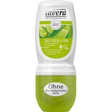 Дезодорант Lavera Organic Vervain & Organic Lime Roll-on Deodorant лосьон lavera refreshing body lotion with organic lime