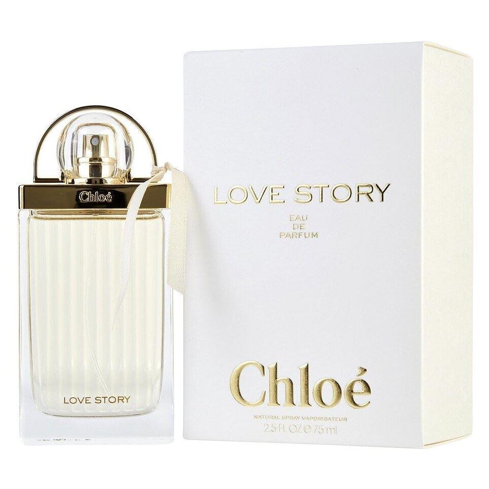 Туалетная вода Chloe Chloe Love Story 75 мл chloe туалетная вода love chloe eau intense 75 ml