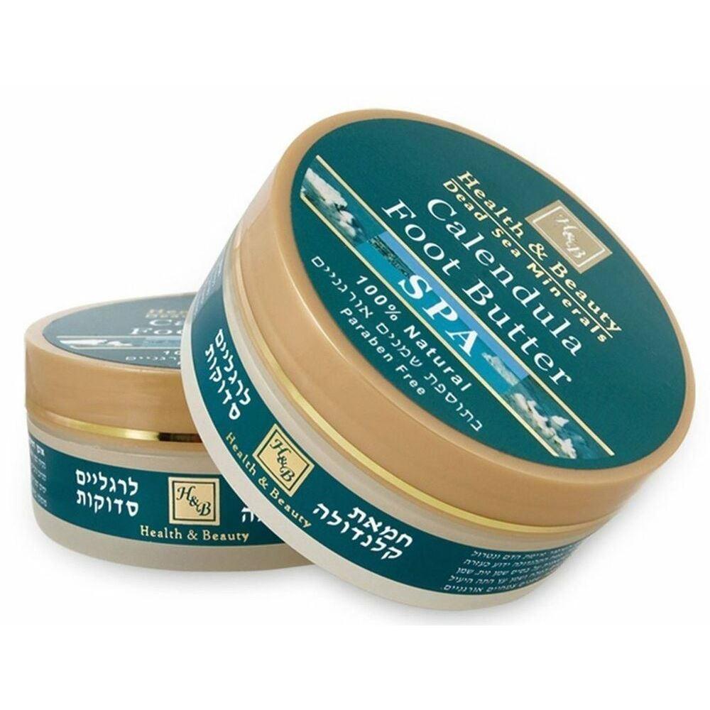 Крем Health & Beauty Calendula Butter for Cracked Feet 100 мл недорого