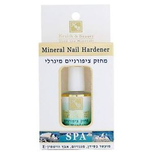 Лак Health & Beauty Mineral Nail Hardener лаки для укрепления и роста ногтей ga de средство для ногтей интенсивное укрепление аctive nail hardener
