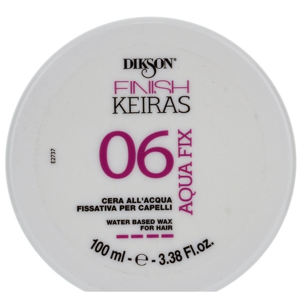Воск Dikson FINISH KEIRAS. Aqua Fix 06 100 мл воск the saem style fix volume wax