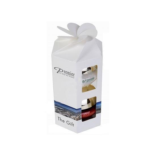 Набор Premier Premier Body Gift Set (Набор : 250 гр + 175 мл) premier ароматический крем для тела чувственный premier body care aromatic body cream sensual a4 3 250 мл