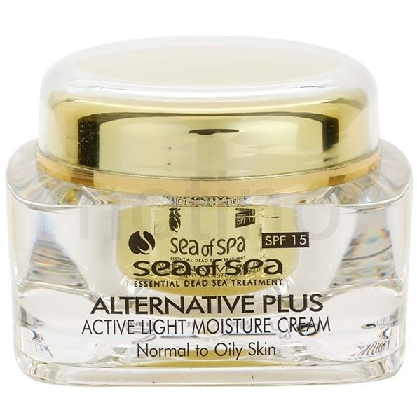 Дневной уход Sea of SPA Active Light Moisture Cream for oily skin 50 мл кремы sea of spa восстанавливающий ночной крем для лица