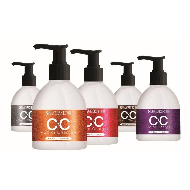 Краска для волос Selective Professional Color Charge (Rosso) краска для волос selective professional mild direct colour