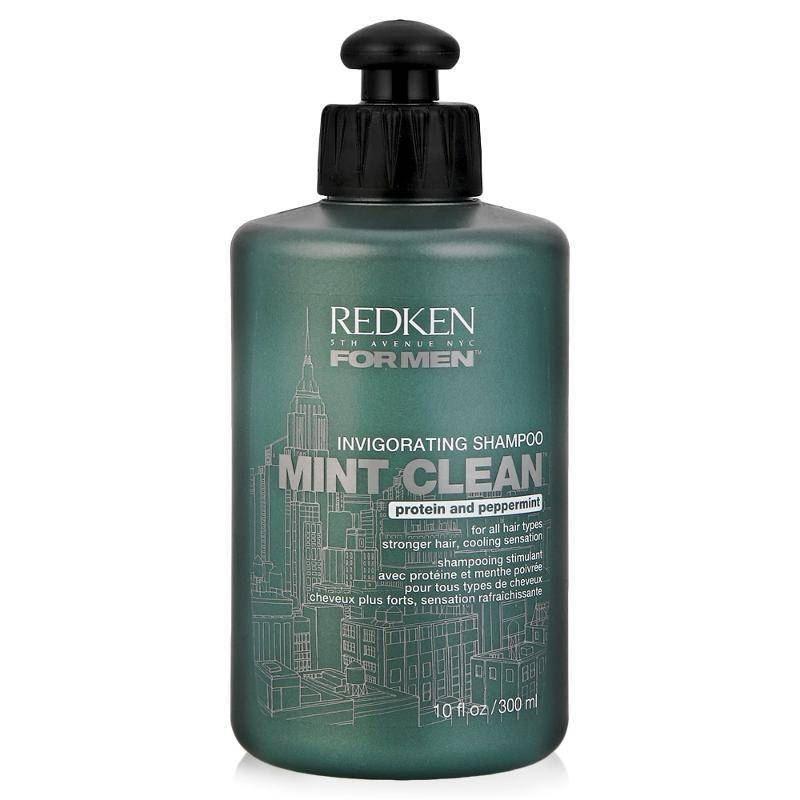 Шампунь Redken Mint Clean Shampoo sinix 685