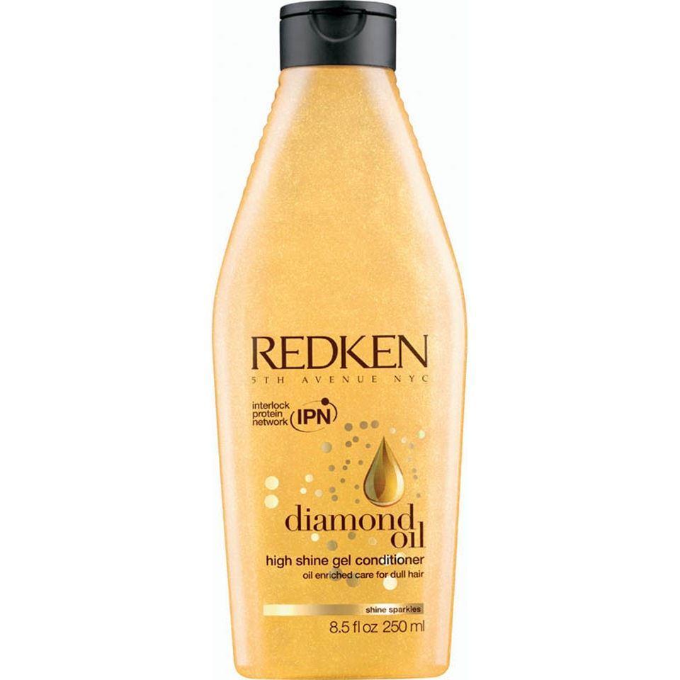Кондиционер Redken Conditioner High Shine Gel 250 мл redken шампунь для тонких волос обогащенный маслами redken diamond oil high shine