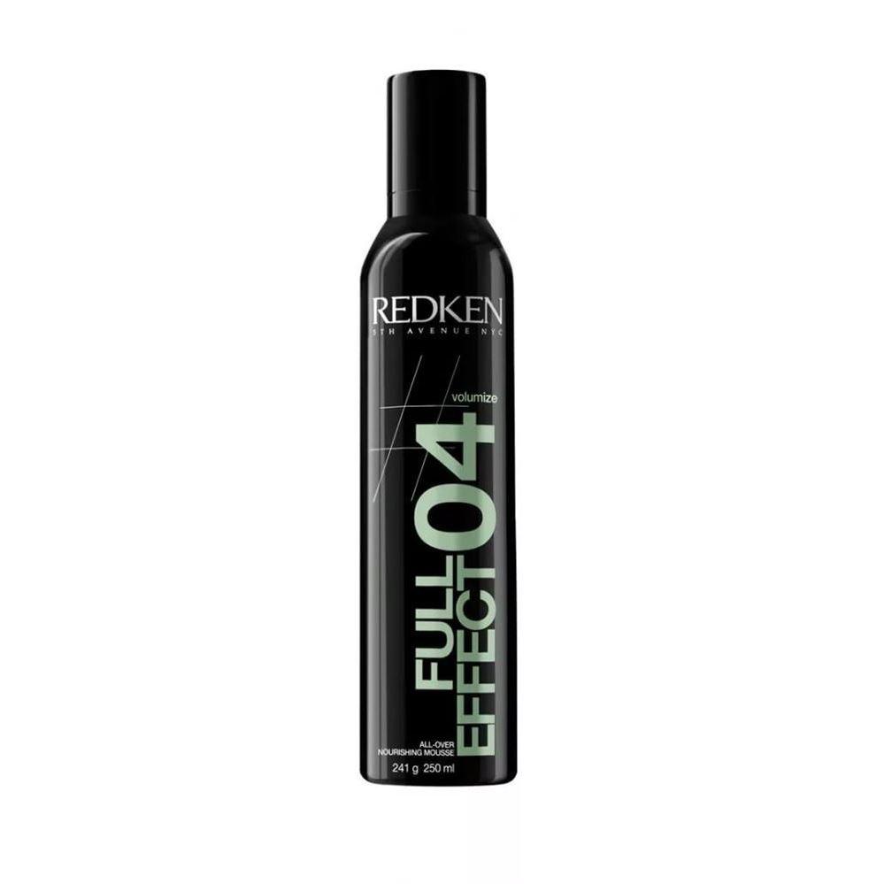 Мусс Redken 04 Full Effect Volumize All-Over Nourishing Mousse 250 мл redken mask nourishing rince out treatment