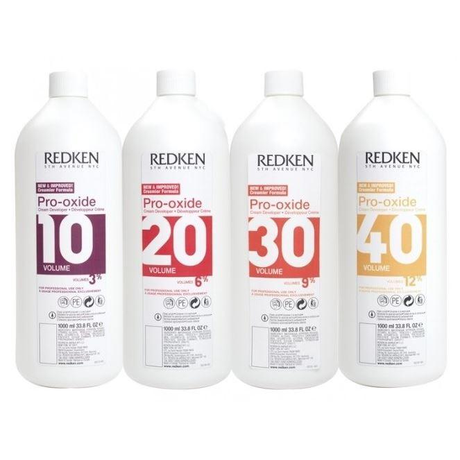 Оксидант Redken Pro-Oxyde Volume (9%) iso оксид 12% i color 40 volume 120 мл