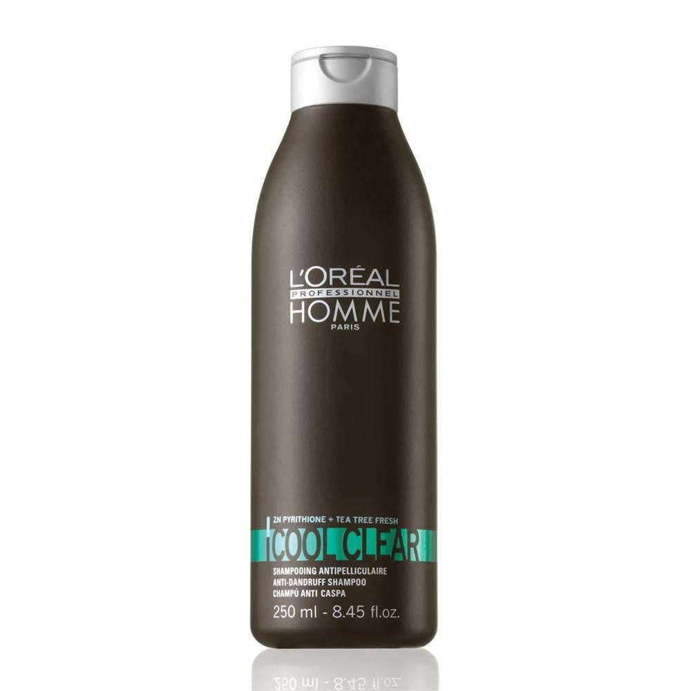 Шампунь L'Oreal Professionnel Shampoo Cool Clear Anti-Dandruff 250 мл шампунь anariti anti dandruff shampoo 250 мл