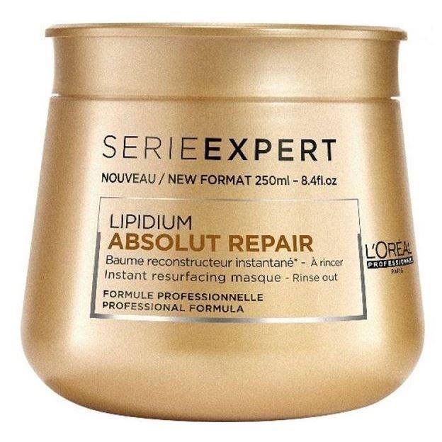 Маска L'Oreal Professionnel Absolut Lipidium Instant Reconstructing Masque 500 мл