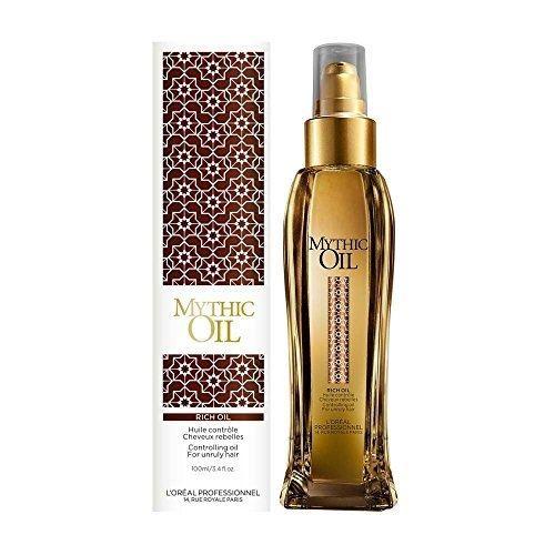 Масло L'Oreal Professionnel Mythic Oil Rich Oil  100 мл tm chocolatte биотоник для лица аква баланс с пребиотиками 100 мл