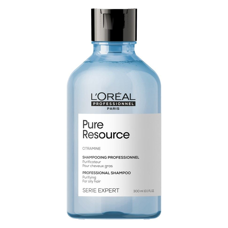 Шампунь L'Oreal Professionnel Pure Resource Shampoo managing a scarce resource