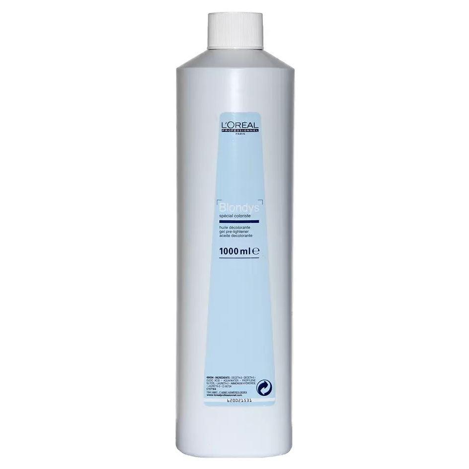 Краска для волос L'Oreal Professionnel Blondys Gel блондис пакетики с порошком усилит 12 штук