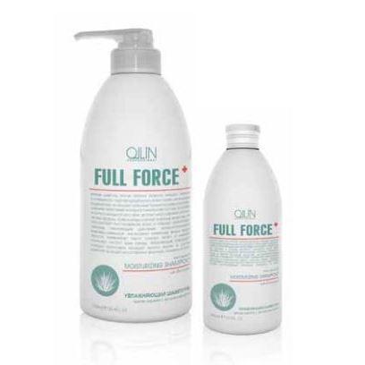 все цены на Шампунь Ollin Professional Anti-Dandruff Moisturizing Shampoo with Aloe Extract 750 мл онлайн