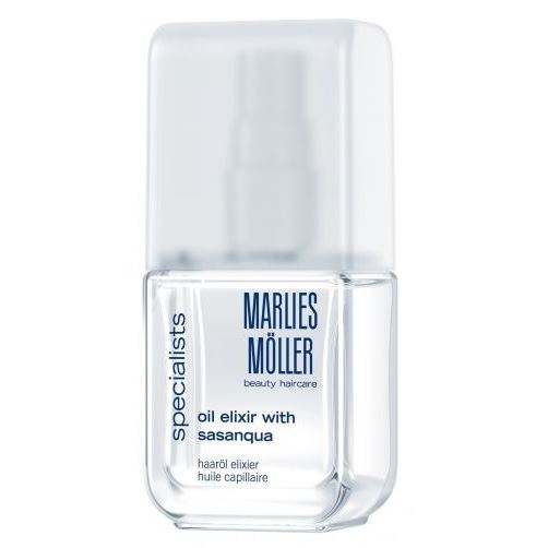Концентрат Marlies Moller Specialist. Oil Elixir with Sasanqua 50 мл кондиционер marlies moller specialist silver shine spray 125 мл